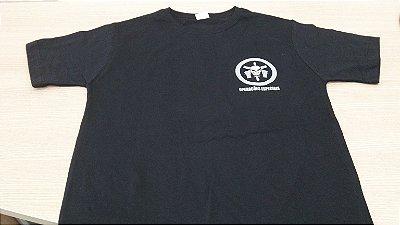 Camiseta Operações Especiais pistolas