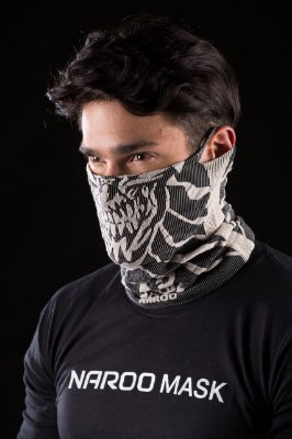 Máscara Naroo X5 Skull