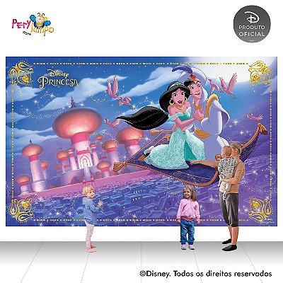 Painel Decorativo Aladdin - Jasmine - Tapete - 4,0m x 2,50m