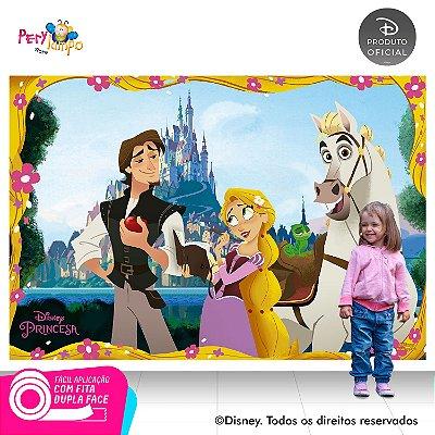 Painel Decorativo Enrolados - Rapunzel Série - 2,20m x 1,45m