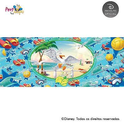Lona Decorativa - Mickey Esportes de Verão - 5,0 x 2,0m