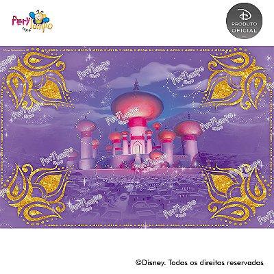 Lona Decorativa - Aladdin - Jasmine - Tapete - 3,0 x 2,0m