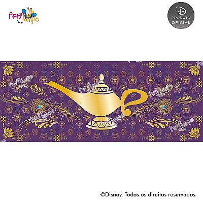 Lona fosca para piso - Aladdin - Jasmine - Quarto - 5,0 x 2,0m