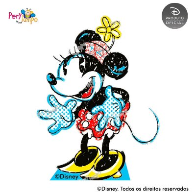 Kit 4 displays de mesa - Minnie Conceito