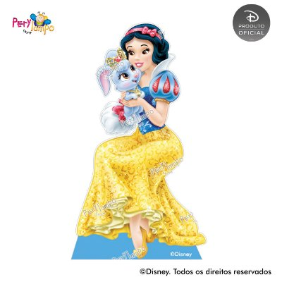 Kit 7 displays de mesa - Princesas Disney e Pets