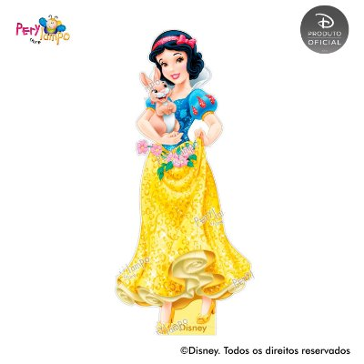 Kit 4 displays de mesa - Branca de Neve