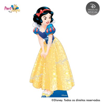 Kit 4 displays de mesa - Branca de Neve - Aquarela