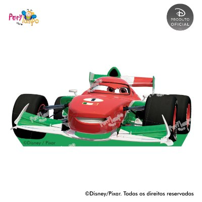Display Totem de Chão - Carros Pista Tókio - Francesco