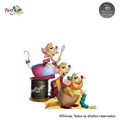 Display Totem de Chão - Cinderela - Ratinhos