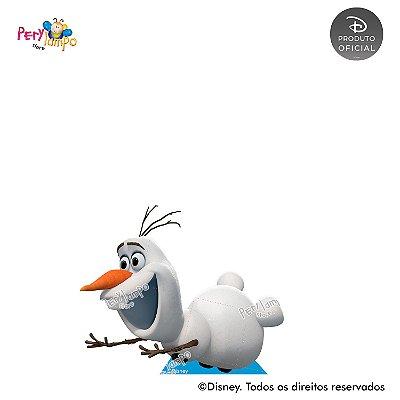 Display Totem de Chão - Frozen Neve - Olaf