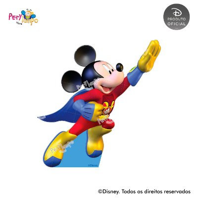 Display Totem de Chão - Mickey Super Heróis