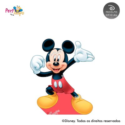 Display Totem de Chão - Piquenique do Mickey