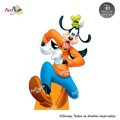 Display Totem de Chão - Piquenique do Mickey - Pateta