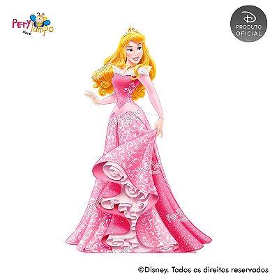 Display Totem de Chão - Princesas Disney coleção Jóias - Aurora