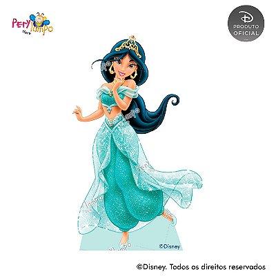 Display Totem de Chão - Princesas Disney coleção Jóias - Jasmine