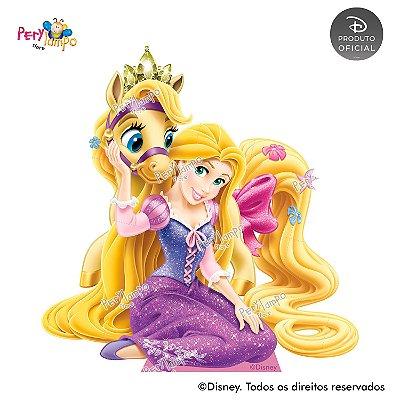 Display Totem de Chão - Princesas Disney & Pets - Rapunzel