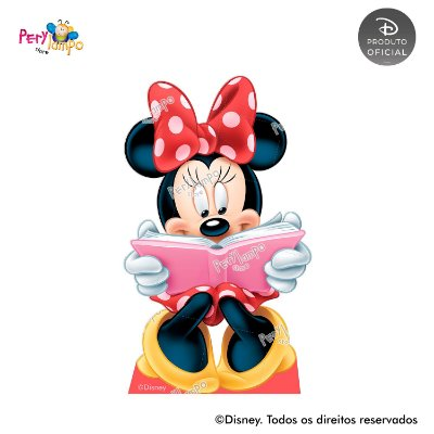 Display Totem de Chão - Quarto da Minnie