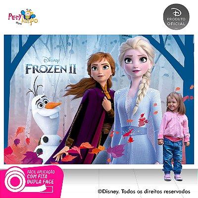 Painel Decorativo Frozen 2 - Empoderadas 1 - 2,20 x 1,45