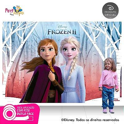 Painel Decorativo Frozen 2 - Empoderadas 2 - 2,20 x 1,45