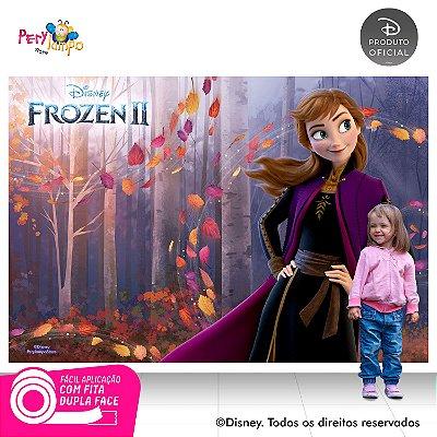 Painel Decorativo Frozen 2 - Anna Sensações - 2,20 x 1,50