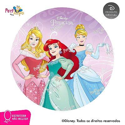 Painel Decorativo Redondo - Princesas Empoderadas 1 - 1,45D