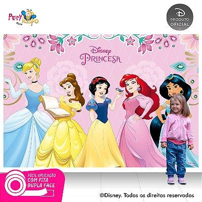 Painel Decorativo Princesas Disney Empoderadas 1 -2,20x1,50m