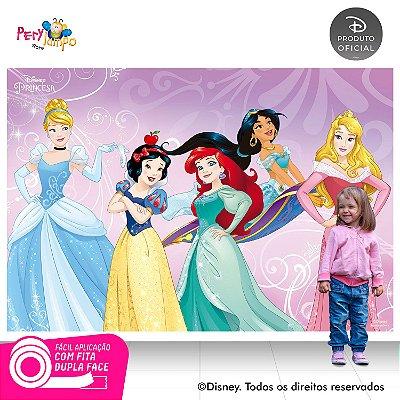 Painel Decorativo Princesas Disney Empoderadas 2 -2,20x1,45m