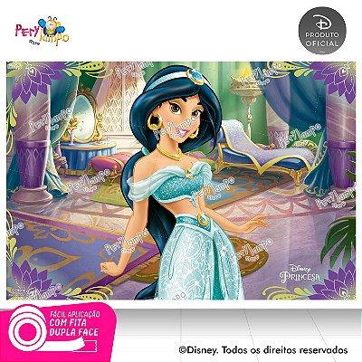 Painel Decorativo Aladdin - Jasmine - Quarto - 1,45m x 1,00m