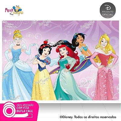 Painel Decorativo Princesas Disney Empoderadas 2 -1,45x1,00m