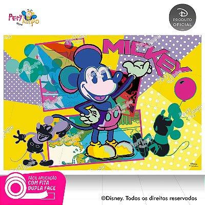 Painel de festa Decorativo Mickey Conceito - 1,45m x 1,00m