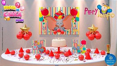 Kit Festa na Caixa HOME - Dumbo