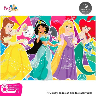 Festa na Caixa-Princesas Atitude que brilha
