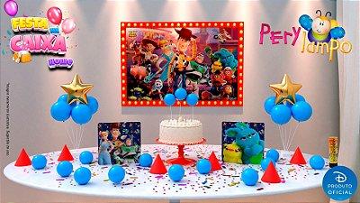 Kit Festa na Caixa HOME - Toy Story