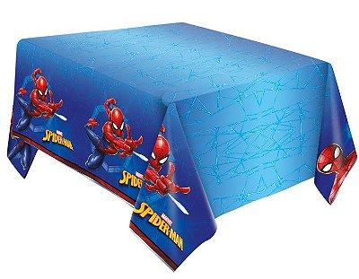 Toalha de Mesa Decorativa Homem Aranha - Spider-Man