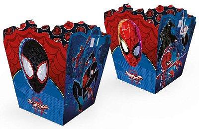 Cachepot Homem Aranha - Spider-Man Spider Verse