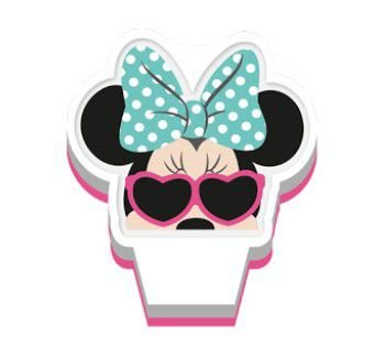 Vela Plana Minnie Flamingo - Disney