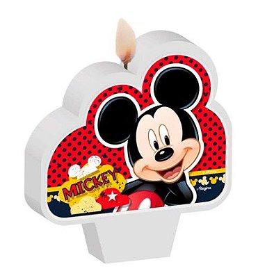 Vela Plana Mickey Clássico - Disney