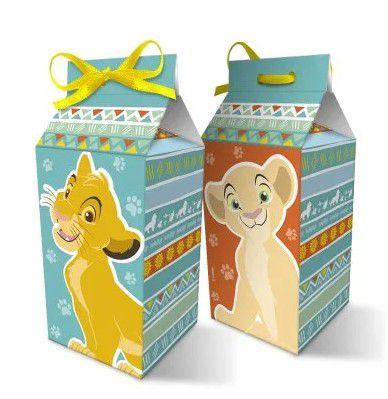 Caixa Surpresa O Rei Leão - Disney