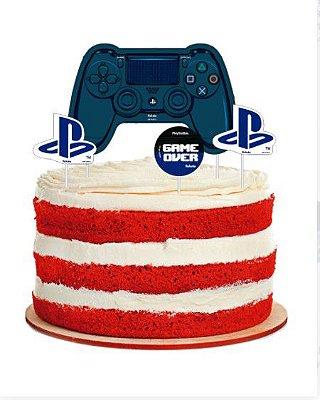 Topper  para Bolo PlayStation