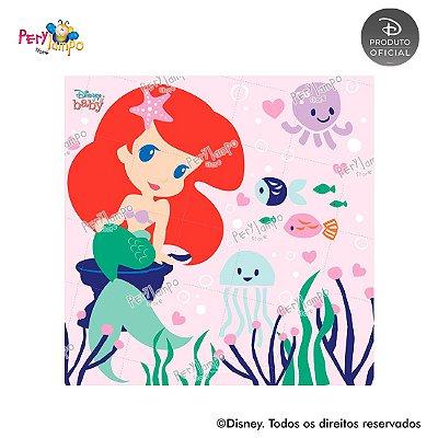 Festa na Caixa BABY - Pequena Sereia Ariel