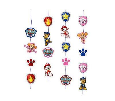 Cortininha Decorativa Patrulha Canina