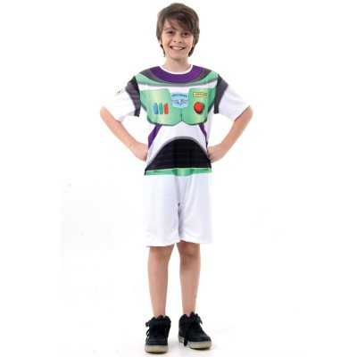 Fantasia Toy Story Buzz Lightyear Infantil