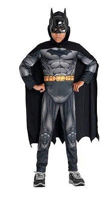 Fantasia Infantil Batman com Peitoral  - DC Comics