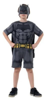 Fantasia Infantil Batman curto