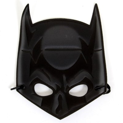 Máscara Liga da Justiça Batman