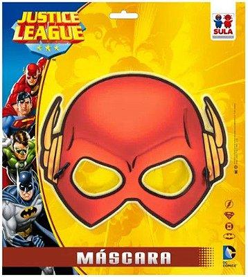 Máscara Liga da Justiça - The Flash