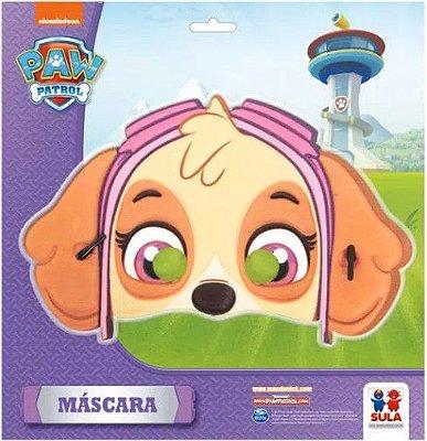 Máscara  Patrulha Canina - Skye