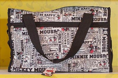 Bolsa de Viagem Mickey Quadrinhos - Disney