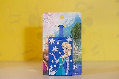 Etiqueta Bagagem Elsa Frozen - Disney
