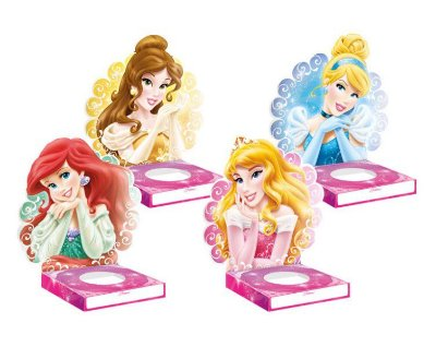 Cupcake Holder Princesas Disney